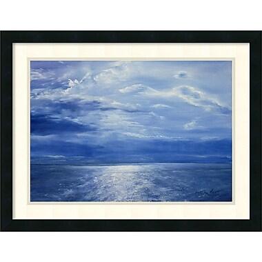 Amanti Art Antonia Myatt Deep Blue Sea, 2001 Framed Art Print, 26