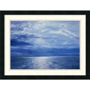 "Antonia Myatt 'Deep Blue Sea, 2001' Framed Art Print 26"" x 20"" (DSW1421326)"