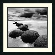PhotoINC Studio Rocks Framed Art Print 22 x 22-inch (DSW1421519)