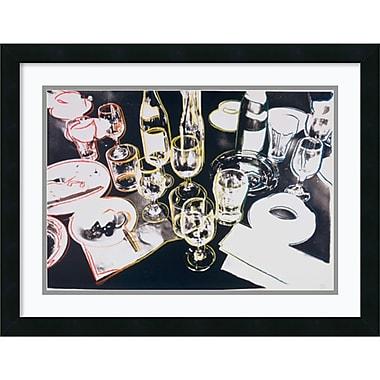 Amanti Art ? Impression encadrée « Après la fête, 1979 » par Andy Warhol, 24 x 19 po (DSW1385075)