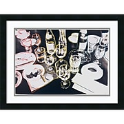 """Andy Warhol 'After the Party, 1979' Framed Art Print 24"""" x 19"""" (DSW1385075)"""