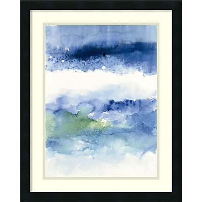 Mike Schick 'Midnight at the Lake' Framed Art Print 20