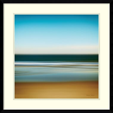 Amanti Art Katherine Gendreau Sea Stripes I Framed Art Print, 23