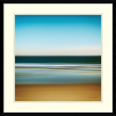 Katherine Gendreau 'Sea Stripes I' Framed Art Print 23