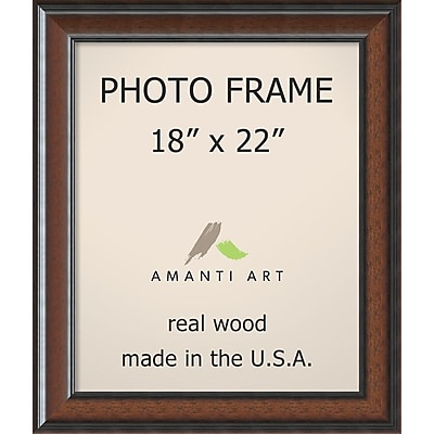Cyprus Walnut Photo Frame 18x22 23 x 27-inch(DSW1385377)
