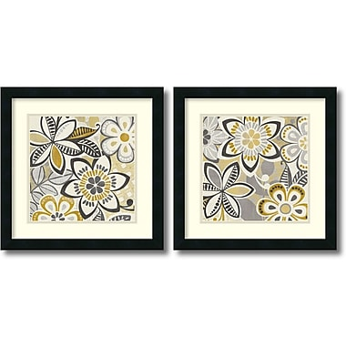 Wild Apple Portfolio 'Free Wheelin - set of 2' Framed Art Print 18