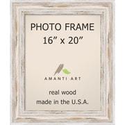 Alexandria Whitewash Photo Frame 16x20 21 x 25-inch (DSW1385424)