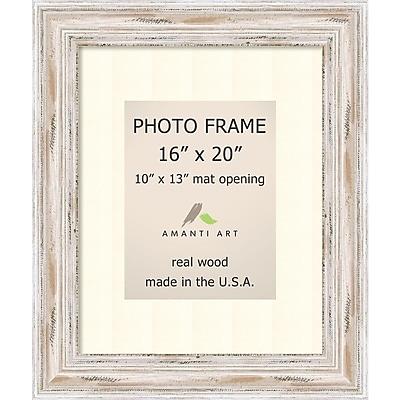 Alexandria Whitewash Photo Frame 21 x 25-inch (DSW1385431)