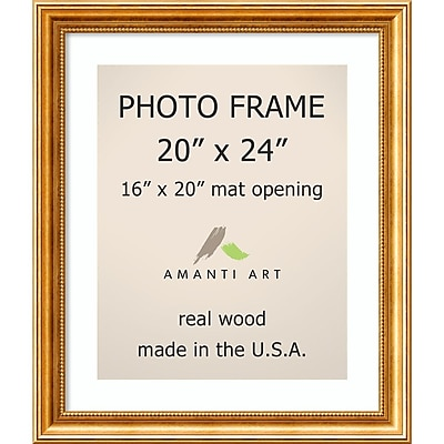 Townhouse Gold Photo Frame 23 x 27-inch (DSW1385314)