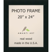 Corvino Black Photo Frame  25 x 29-inch (DSW1385396)