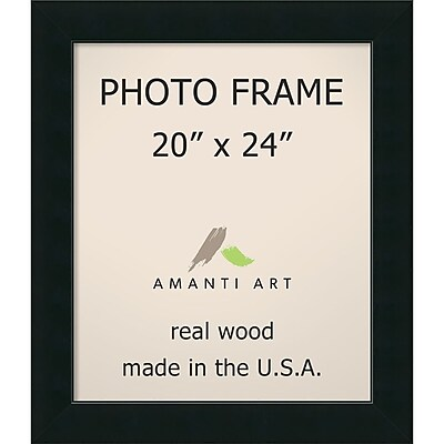 Corvino Black Photo Frame 25 x 29-inch (DSW1385396)