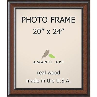 Cyprus Walnut Photo Frame 25 x 29-inch (DSW1385378)