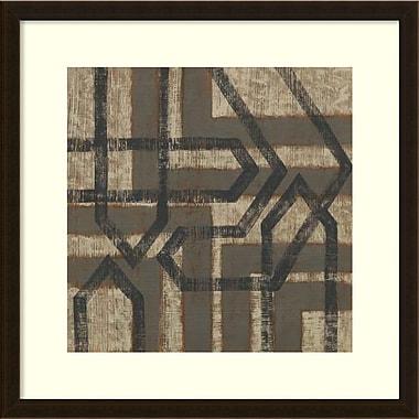 Chariklia Zarris 'Directional II' Framed Art Print 26