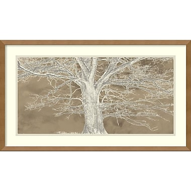 Alessio Aprile White Oak Framed Art Print, 29