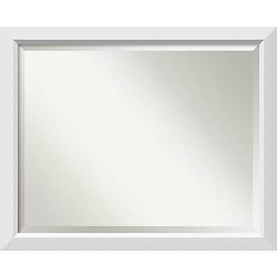 Amanti Art Blanco Wall Mirror - Large 32