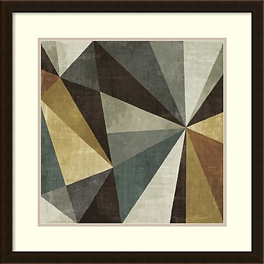 Amanti Art Michael Mullan Triangulawesome Framed Art Print, 26
