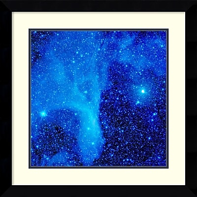 Blue Space: Gripped in the Claw of the Constellation Scorpius' Framed Art Print 27