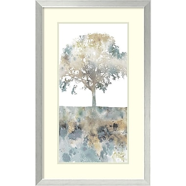Amanti Art Fontaine Stephane Water Tree I Framed Art Print, 20