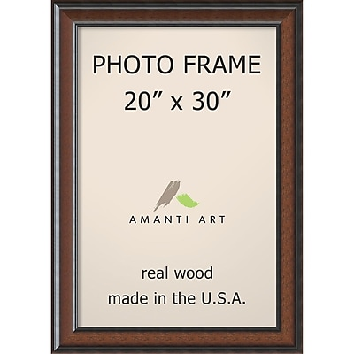 Cyprus Walnut Photo Frame 25 x 35-inch (DSW1385379)