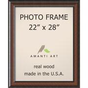 Cyprus Walnut Photo Frame 27 x 33-inch (DSW1385380)