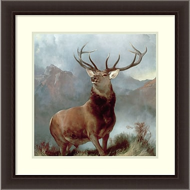Amanti Art Sir Edwin Landseer Monarch of the Glen, 1851 Framed Art Print, 26