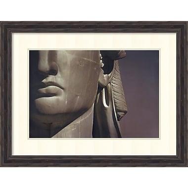 Amanti Art ? Impression encadrée « Quarter Face, 1979 » par Ruffin Cooper, 32 x 25 po (DSW1418702)