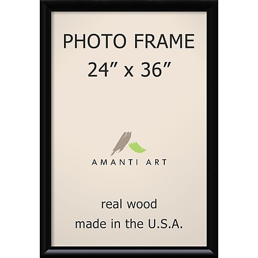 Steinway Black Photo Frame 27 X 39 Inch Dsw1385344 Staples