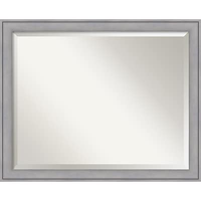Amanti Art Graywash Wall Mirror - Large 31