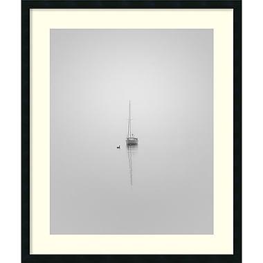 Amanti Art ? Impression encadrée « Companions » par Nicholas Bell, 32 x 38 po (DSW1421217)