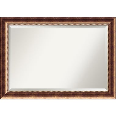 Amanti Art Manhattan Wall Mirror - Extra Large 42