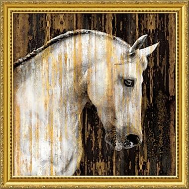 Amanti Art Martin Rose Horse II Framed Art Print, 31