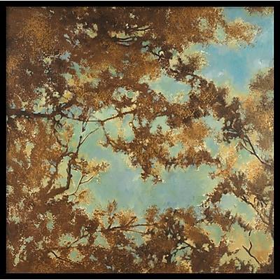 Liz Jardine 'Tree Canopy' Framed Art Print 33