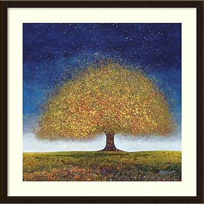 Melissa Graves-Brown 'Dreaming True Blue' Framed Art Print 34