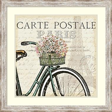 Amanti Art Pela Studio Paris Ride I Framed Art Print, 27