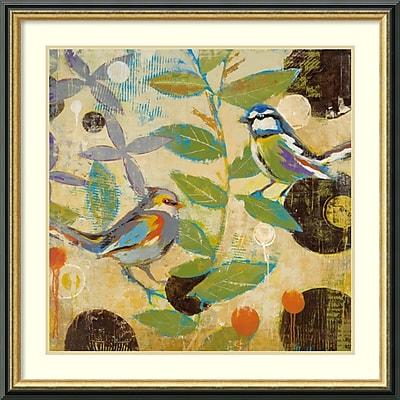 Liz Jardine 'Flew The Coop II' Framed Art Print 32