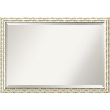 Amanti Art Cape Cod Wall Mirror, Extra Large, 39