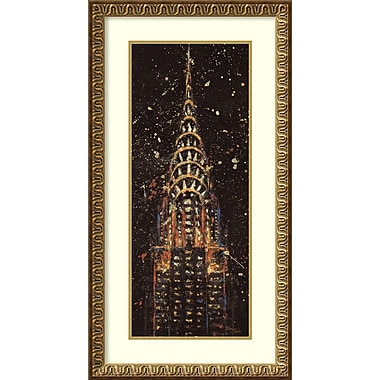 Amanti Art Wellington Studio Cities at Night II Framed Art Print, 21