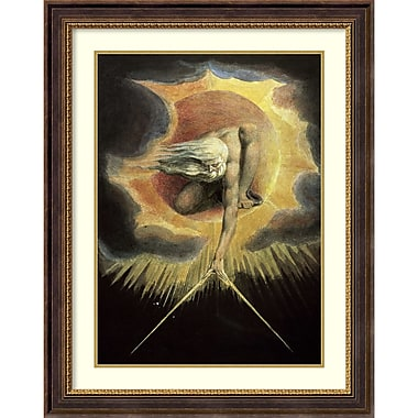 William Blake 'The Ancient of Days' Framed Art Print 30