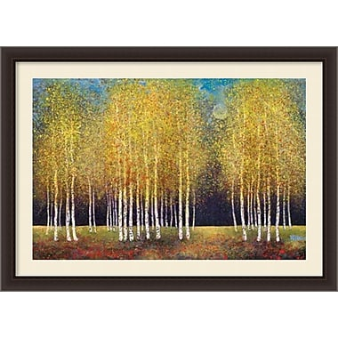 Melissa Graves-Brown 'Golden Grove' Framed Art Print 44