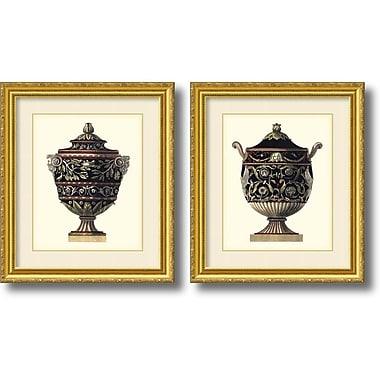 Amanti Art Da Carlo Antonini Antonini Clementino Urn I, IV Framed Art Print, 23