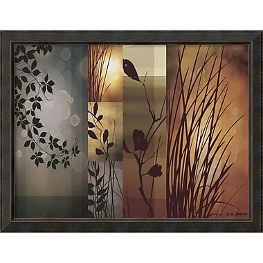 Amanti Art ? Impression encadrée « Équinoxe d?automne » par Edward Aparicio, 44 x 34 po (DSW1385036)