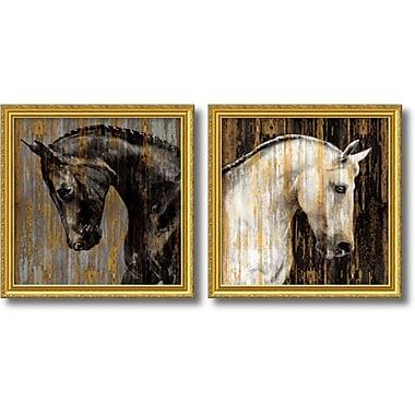 Amanti Art Martin Rose Horse Art Print, 31