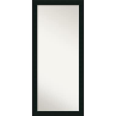 Amanti Art Corvino Floor Wall Mirror 29