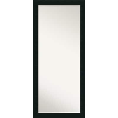Amanti Art Corvino Floor Wall Mirror 29