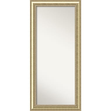 Amanti Art Astoria Floor Wall Mirror, 31