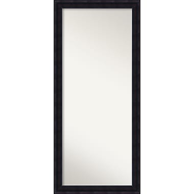 Amanti Art Annatto Floor Wall Mirror, 29