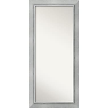 Amanti Art Romano Floor Wall Mirror, 31