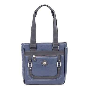 Mouflon Generation Small Tote, Navy/Black