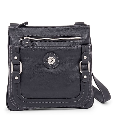 Mouflon Generation Crossbody, Black/Black