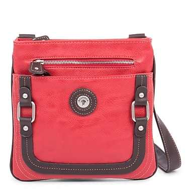 Mouflon Generation Crossbody, Red/Brown
